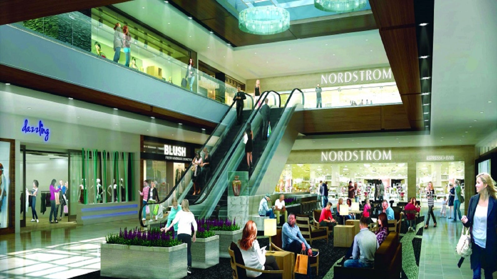 Things to do in Minneapolis includes a day of shopping at Ridgedale Center.