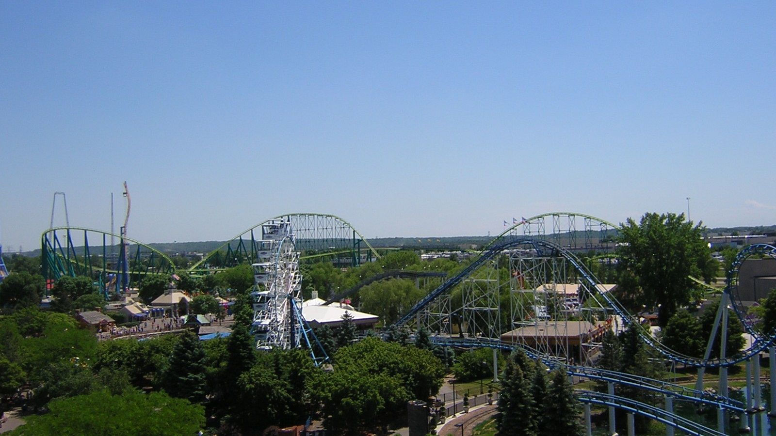 Things to Do - Valley Fair
