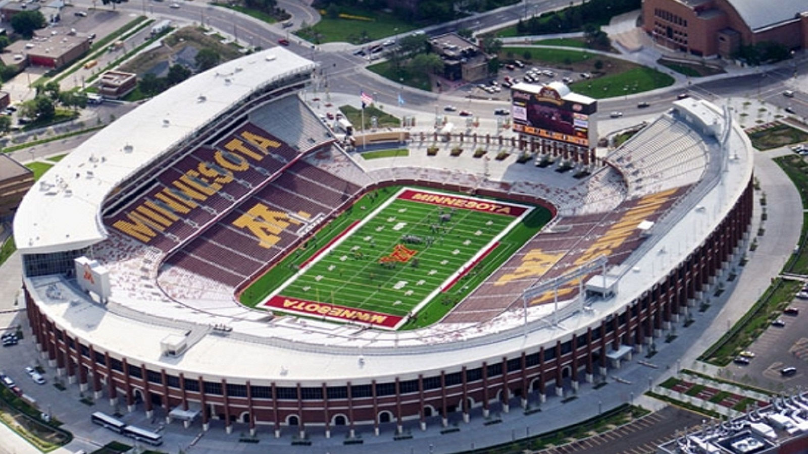 Sheraton Minneapolis West Hotel - TCF Bank Stadium